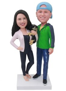 couples bobblehead | customsbobbleheads.com