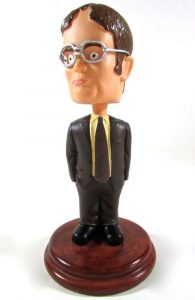 dwight bobblehead | www.customsbobbleheads.com