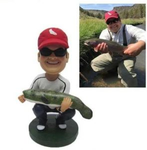 fish bobble | customsbobbleheads.com