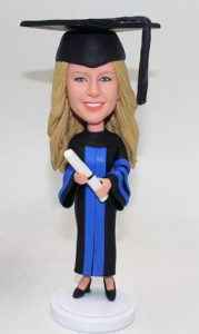 graduation bobblehead | customsbobbleheads.com
