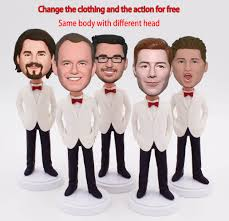 groomsmen custom bobbleheads | customsbobbleheads.com