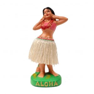 hawaiian bobblehead | customsbobbleheads.com