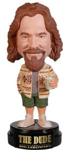 the dude bobblehead | customsbobbleheads.com