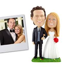 wedding bobbles | customsbobbleheads.com